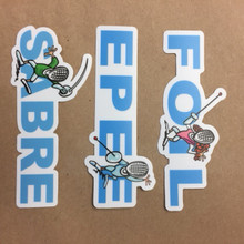 Pick one of these fun stickers!