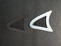 Polaris IQ aluminium dash vent