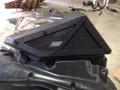Skidoo XM stock air intake cover