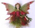 Fairy Half-Doll - Red
