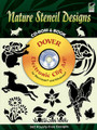 Nature Stencil Designs CD-ROM & Book