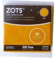 Glue Zots - 3D