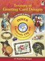 Treasury of Greeting Card Designs CD-ROM & Book