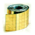 5mm Mini Mosaic Squares - Gold