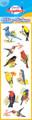 Bird Glitter Stickers