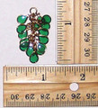 Cluster Dangle - Green