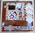 Dog Fun Scrapbook Kit