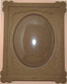 Domed Frame - Medium Fancy Rectangle