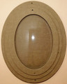 Domed Frame - Small Traditional Oval