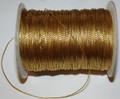 Braid - Gold Metallic 1mm