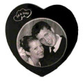"0210 - 5"" Engraved Marble Heart Plaque"