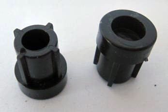 Mast Base Plug for 11-12mm aluminum masts