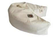 Organic Nesting Pillow / Vanilla Bean