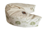 Organic Nesting Pillow Slipcover / Central Park
