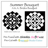 2 for 1 Summer Bouquet (AKA Brides Bouquet) QTY. 4