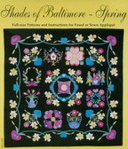 #103 Shades of Baltimore Spring Pattern