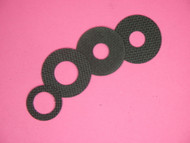 1-1A CARBON FIBER DRAG WASHER SET FOR SHIMANO CARDIFF CDF-400A & 401A BAITCAST REELS BY DRAGMASTERS