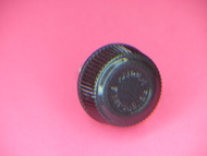 OKUMA 25130064 HANDLE SCREW CAP FOR ACUADOR FS-3010, 3011, 5010, 5011, 7010, & 7011 SPINNING REELS