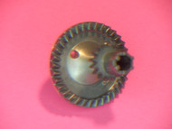 A-1 OKUMA 27002022 DRIVE GEAR FOR HELIOS HX-25, 30, 2000, 2500, HELIOS GOLD HXG-25, 30, RTX RTX-25, & 30S SPINNING REELS