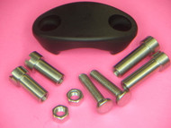 1-1A ROD BRACE CLAMP & HARDWARE KIT FOR ALL SOLTERRA SLR & SLX 20 THRU 50 SERIES LEVER DRAG REELS