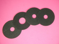1-1A CARBON FIBER DRAG WASHER SET BY DRAGMASTERS FOR MAG SYSTEM MS-25, MS-30, & MS-45 SERIES REELS