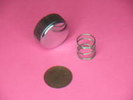 1-1A PENN 40A-875 LEFT SIDE BEARING CAP KIT N.O.S. FOR 855LC, 875LC, & 895LC ELECTRONIC LINE COUNTER REELS N.O.S.