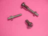 1 PAIR PENN 34C-70 ROD CLAMP SCREW & NUT COMBO... CLOSEOUT!