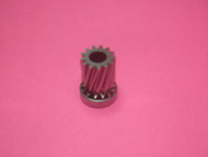 A-1 OKUMA 17020258 STAINLESS STEEL PINION GEAR HIGH SPEED 6.2:1