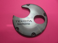 SHIMANO TGT1468 LEFT SIDE PLATE COVER FOR TEKOTA 700LC, 700LCM, 800LC, & 800LCM