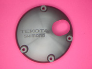 SHIMANO TGT0549 LEFT SIDE PLATECOVER  FOR TEKOTA 300, 500, & 600 TROLLING REELS