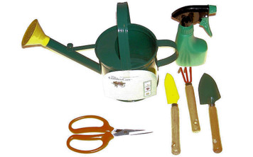 GC3000 Watering Can w/ 5-Piece Tool Set