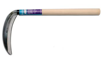"BLK735 Sickle, 15"" (38 cm) Grass, High Carbon Steel"