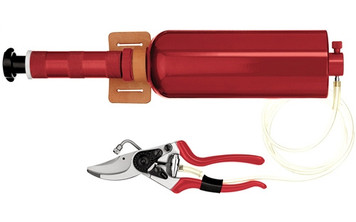 FELCO 19 Pruning Shear and Integrated Sprayer