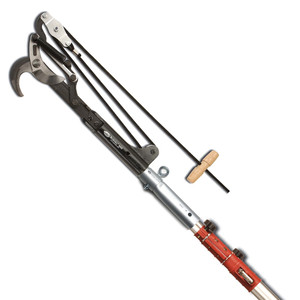 Z555P2+B555+Z555PR 7.5-19' Telescoping Heavy Duty Pole Pruner