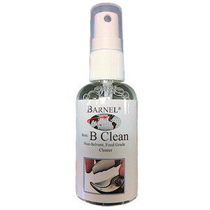 B-CLEAN Non-Solvent Food Grade Cleaner