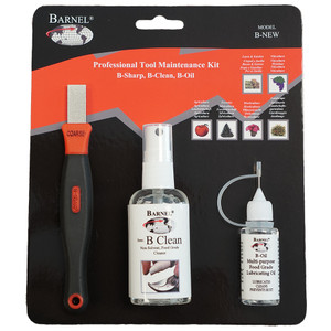 B-NEW Barnel Professional Tool Maintenance Kit