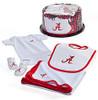 Alabama Crimson Tide Baby Fan Cake Clothing Gift Set
