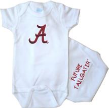 Alabama Crimson Tide Future Tailgater Baby Onesie