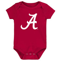 Alabama Crimson Tide Baby Onesie