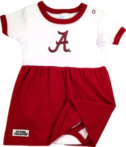Alabama Crimson Tide Baby Onesie Dress