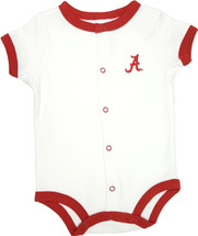 Alabama Crimson Tide Baby Romper