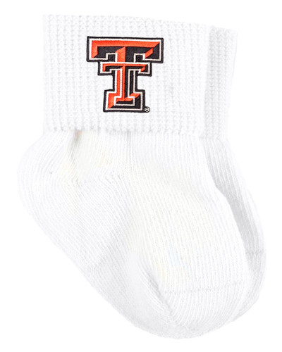 Texas Tech Red Raiders Baby Sock Booties
