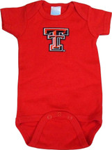 Texas Tech Red Raiders Baby Onesie