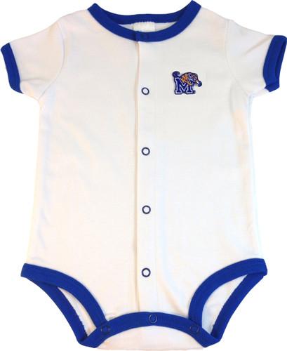 Memphis Tigers Baby Romper