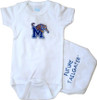 Memphis Tigers Future Tailgater Baby Onesie
