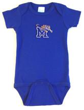 Memphis Tigers Baby Onesie