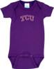 Texas Christian TCU Horned Frogs Baby Onesie
