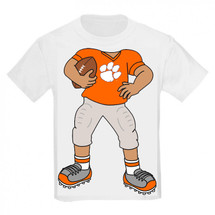 Clemson Tigers Heads Up! Football Infant/Toddler T-Shirt