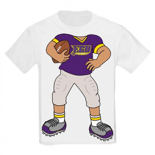East Carolina Pirates Heads Up! Football Infant/Toddler T-Shirt