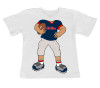 Mississippi Ole Miss Rebels Heads Up! Football Infant/Toddler T-Shirt